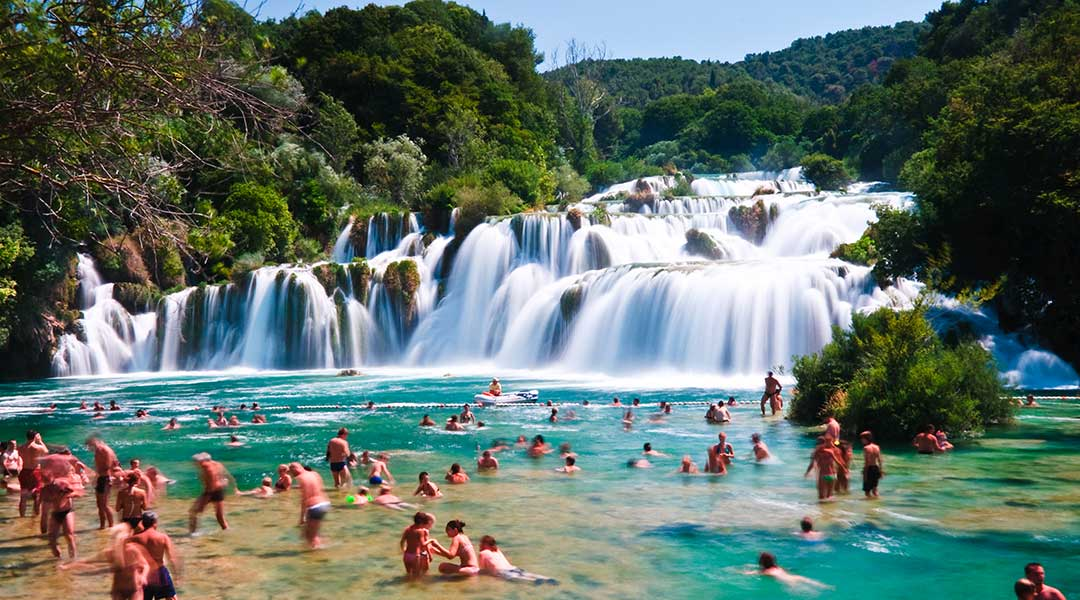 Private And Vip Tours To Krka Park From Omis Makarska Or Split