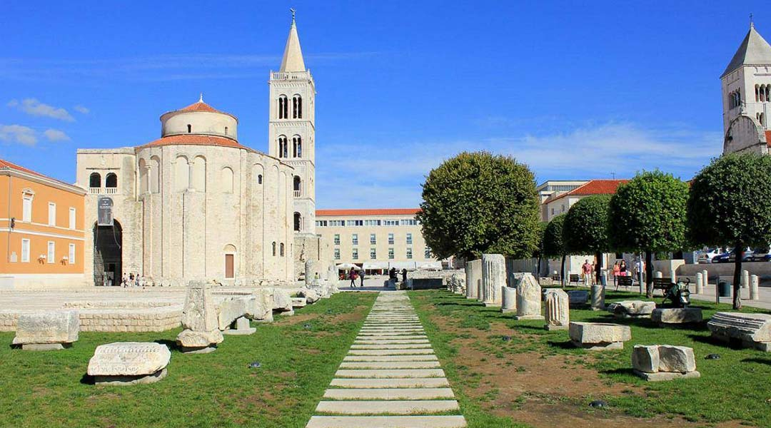 Zadar tours from Split, Omis and Makarska
